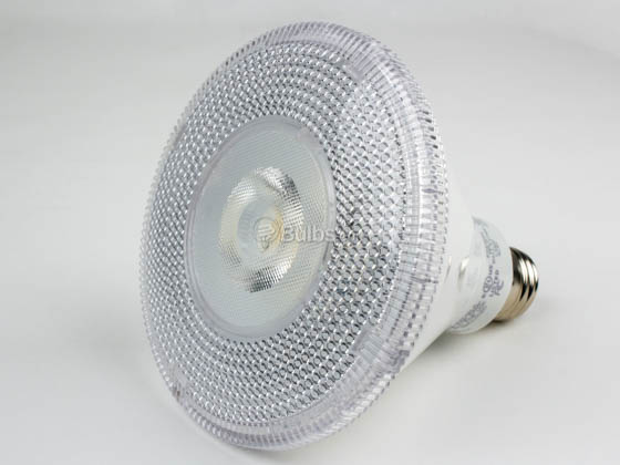 TCP LED17P38277V30KFL Non-Dimmable 17W 277V 3000K 40° PAR38 LED Bulb
