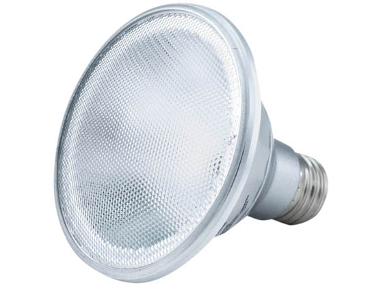 Bulbrite 772724 LED13PAR30S/FL40/830/WD Dimmable 13W 3000K 40° PAR30S LED Bulb, Enclosed and Wet Rated