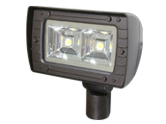 MaxLite 76681 AFC80U641KSBSS 250 Watt Equivalent, 80 Watt LED Architectural Flood Light Fixture