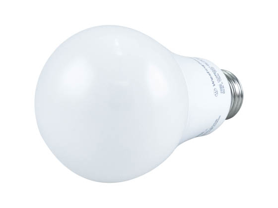 Westinghouse 33140 3/9/17OMNIA21/LED/3WAY/SW/27 Non-Dimmable 3, 9, 17W 3Way 2700K A21 LED Bulb