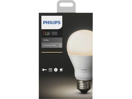 Philips Hue Dimmable White 9 5w A19