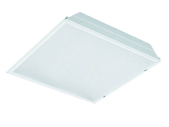 Philips Lighting 2TG30L835-2-FS-02F-UNV-DIM Philips Day-Brite 2x2 ft TGrid Dimmable 33W 3500K Recessed LED Troffer