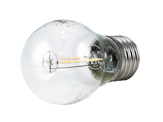 Philips Lighting 461111 2A15/LED/822/FCL/ND 120V Philips Non-Dimmable 2W 2200K A15 Filament LED Bulb