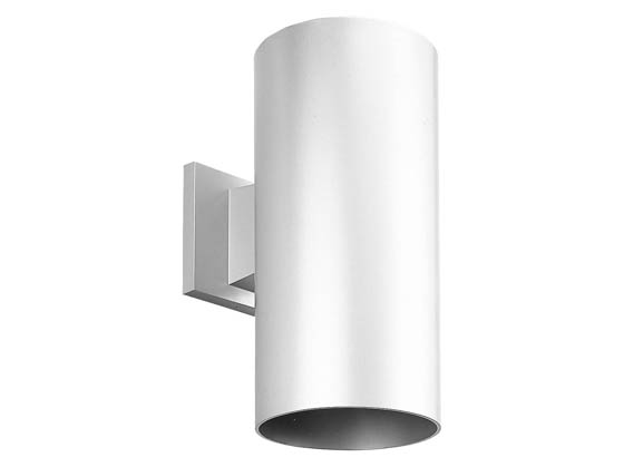 Progress Lighting P5641-30/30K LED Cylinder Outdoor Fixture, White