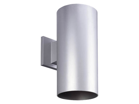 Progress Lighting P5641-82/30K LED Cylinder Outdoor Fixture, Metallic Gray