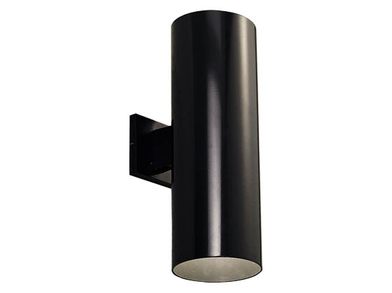 Progress Lighting P5642-31/30K LED Cylinder Outdoor Fixture, Black