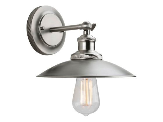 Progress Lighting P7156-81 One-light Adjustable Swivel Wall Sconce