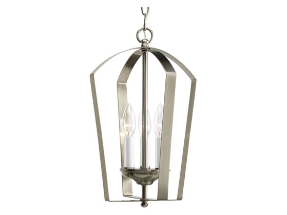 Progress Lighting P3928-09 Three-light Foyer Fixture