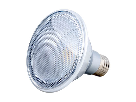 Bulbrite 772727 LED13PAR30S/FL40/840/WD Dimmable 13W 4000K 40° PAR30S LED Bulb, Wet Rated