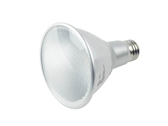Bulbrite 772737 LED13PAR30L/FL40/840/WD Dimmable 13W 4000K 40° PAR30L LED Bulb, Enclosed and Wet Rated
