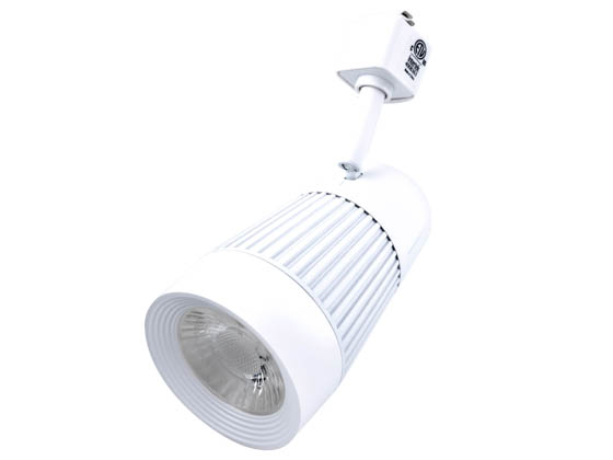 Green Creative 97599 22TRMG4DIM/930/W/H Dimmable 22W 3000K LED Track Head for Halo Track