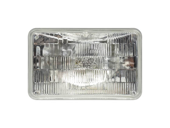 Sylvania 30825 H4656.BX EN-SP-FR  1/SKU  6/CS H4656 Basic Sealed Beam Auto Bulb