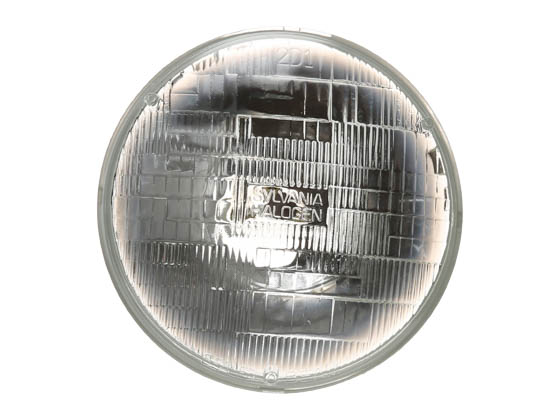 Sylvania 30831 H6024.BX EN-SP-FR  1/SKU  6/CS H6024 Basic Sealed Beam Auto Bulb