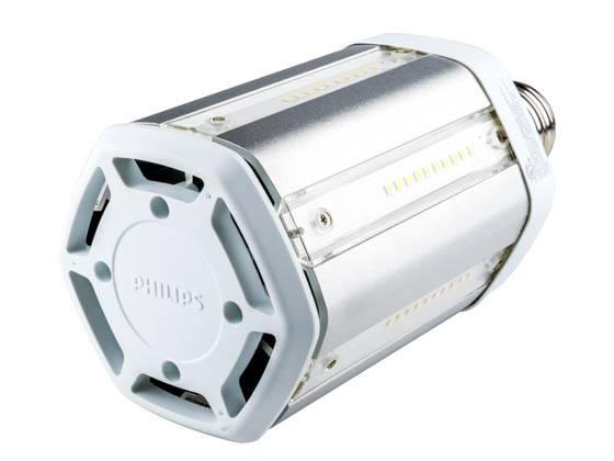 Philips Lighting 463372 40ED28/LED/740/ND 120-277V Philips 40 Watt 4000K Post Top LED Retrofit Lamp, Ballast Bypass