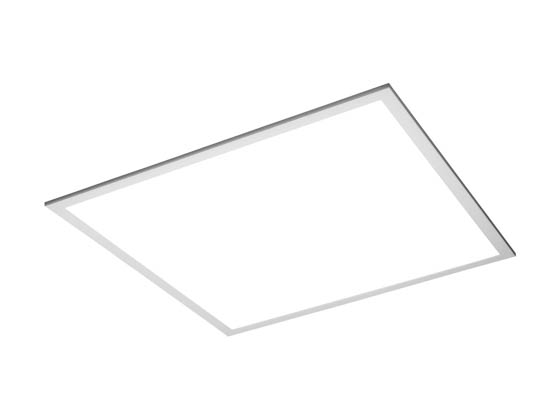 TCP TCPFP2UZD3650K Dimmable 36 Watt 2x2 ft 5000K Flat Panel LED Fixture