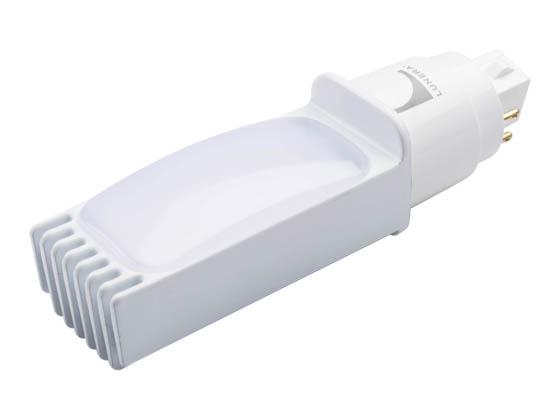 Lunera Dimmable 11W 4 Pin Horizontal 3000K G24q LED Bulb ...