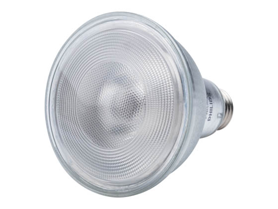 Philips Lighting 467829 12PAR30L/AMB/F25/830/DIM ULW Philips Dimmable 12W 3000K 25° PAR30L LED Bulb, Outdoor Rated