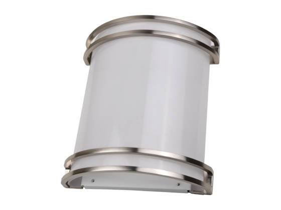 "NaturaLED N7019 LED-FXDAL23/12FR/840/NI Decorative Accent 23W 12"" 4000K LED Fixture"