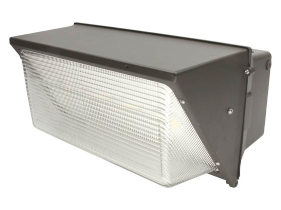 MaxLite 101359 WP-OPX120UT3-50B 400 Watt Equivalent, 120 Watt Forward Throw LED Wallpack Fixture