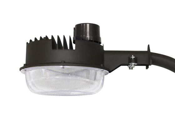MaxLite 99918 BP35AUT550BPM0 Maxlite 150 Watt Equivalent, 35 Watt LED Dusk to Dawn Barn Light Fixture, 5000K