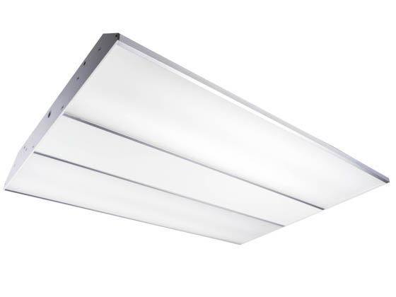 NaturaLED 7408 LED-FXHBL100/22FR/840 400 Watt Equivalent, 100 Watt LED High Bay Fixture, 4000K