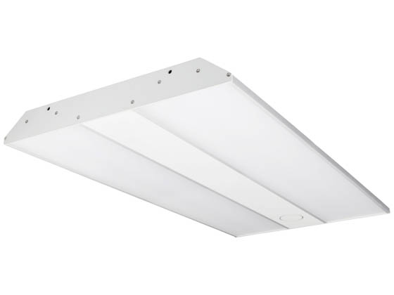 NaturaLED 7413 LED-FXHBL210/44FR/850 Dimmable 210 Watt LED High Bay Fixture, 5000K