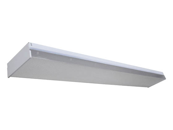 "NaturaLED 7074 LED-FXUWS29/40K Non-Dimmable 29W 48"" 4000K Utility Wrap LED Fixture"