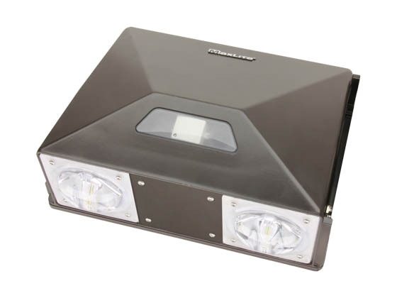MaxLite 101374 WP-WMP60UT2-50B 250 Watt Equivalent, 60 Watt Precision LED Wallpack Fixture