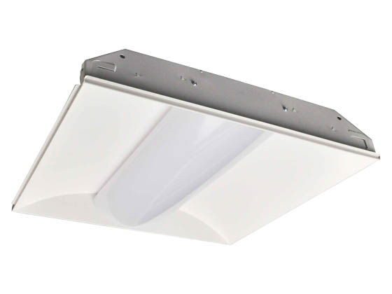 NaturaLED 7034 LED-FXTF20/2x2/835 Dimmable 19.5 Watt 3500K 2x2 ft LED Recessed Troffer Fixture