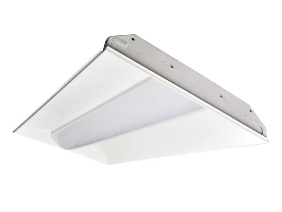NaturaLED 7040 LED-FXTF49/2x4/835 Dimmable 49.5 Watt 3500K 2x4 ft LED Recessed Troffer Fixture