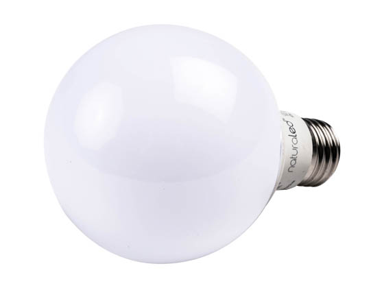 NaturaLED 5814 LED6G25/45L/27K Dimmable 6 Watt 2700K G25 Globe LED Bulb
