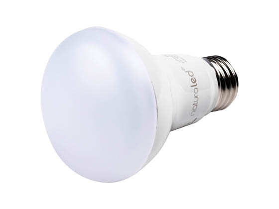 NaturaLED 5982 LED8R20/52L/950 Dimmable 8W 5000K R20 LED Bulb