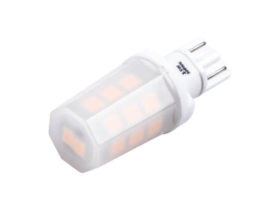 Emeryallen Dimmable 2 5w 12v 3000k T5 Wedge Led Bulb