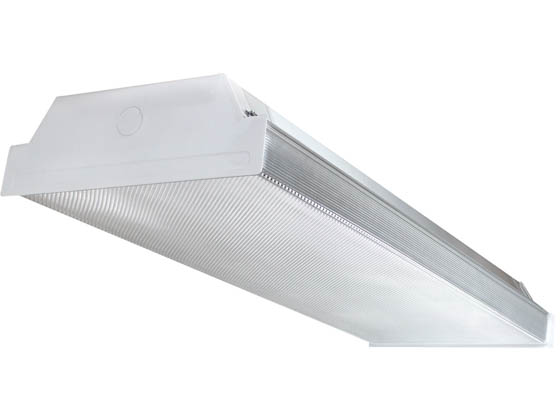 "Everline WRP924-28W-840-U Universal Dimmable 28W 24"" 4000K Utility Wrap LED Fixture"