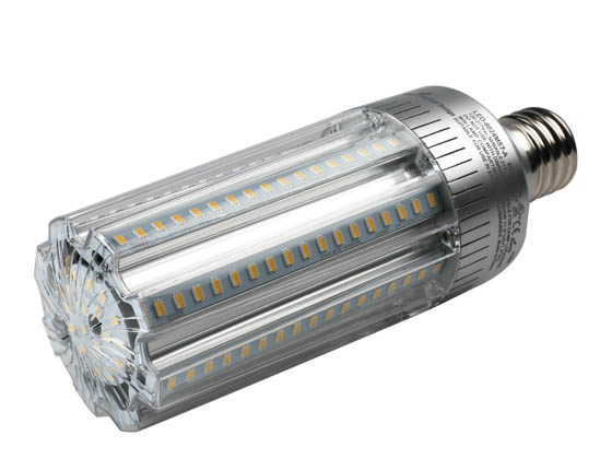 Light Efficient Design 45 Watt 5700k Led Post Top Retrofit