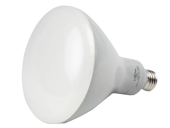 Satco Products, Inc. S9637 11.5BR40/LED/5000K/940L/120V Satco Dimmable 11.5W 5000K BR40 LED Bulb