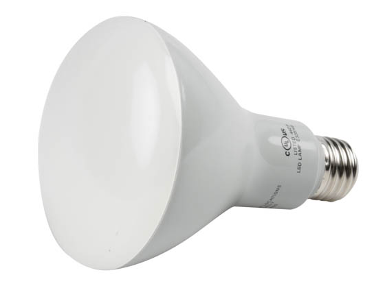 Satco Products, Inc. S9621 9.5BR30/LED/3000K/800L/120V Satco Dimmable 9.5W 3000K BR30 LED Bulb