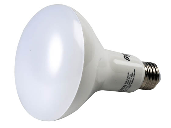Bulbrite 772831 LED9BR30/930/J/D Dimmable 9W 3000K 90 CRI BR30 LED Bulb, JA8 Compliant