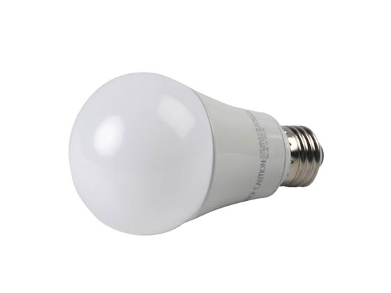 TCP L16A19N1541K Non-Dimmable 16 Watt 4100K A19 LED Bulb, Enclosed Rated
