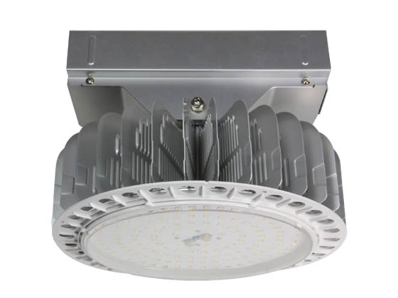 MaxLite 1408261 MLLHP085USD12/W 200 Watt Equivalent, 85 Watt LED High Bay Light Fixture - Wide Distribution
