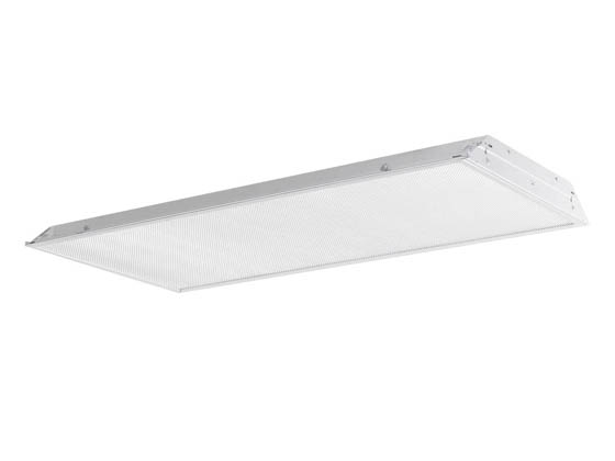 Philips Lighting 2TG48L840-4-FS-02F-UNV-DIM Philips Day-Brite 2x4 ft T-Grid Dimmable LED Recessed Troffer, 4000K