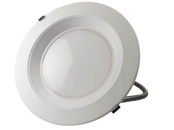"Green Creative 57881 45CDLA9.5/840/277V Non-Dimmable 23.5W/32W/45W 4000K 9.5"" LED Downlight"