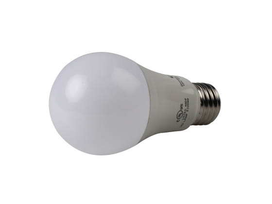 Satco Products, Inc. S29818 15A19/LED/5000K/1600L/120V/D Satco Dimmable 15W 5000K A19 LED Bulb, Enclosed Rated