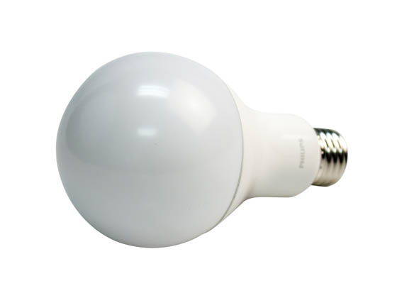 Philips Lighting 479485 16A21/PER/827-22/P/E26/WG Philips Dimmable 16W Warm Glow 2700K-2200K A21 LED Bulb, Enclosed Rated