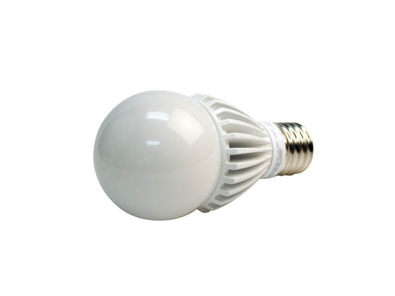 Green Creative 97970 25HID/850/277V/EX39 Non-Dimmable 25W 120-277V 5000K A-23 LED Bulb, Enclosed Fixture Rated, EX39 Base, Ballast Bypass