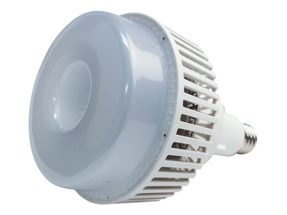 Satco Products, Inc. S8777 75W/LED/HID-HB/5000K/120-277V Satco 75 Watt 5000K High Bay Retrofit LED Bulb, Ballast Bypass