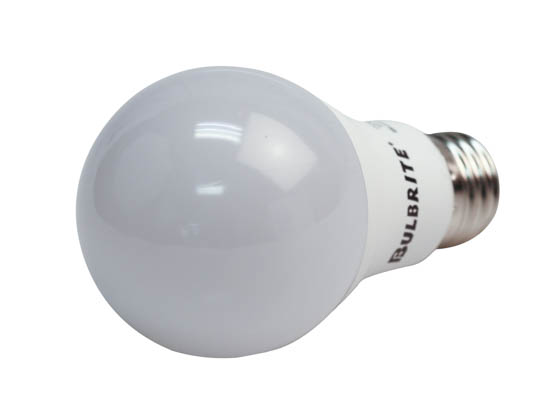 Bulbrite 774109 LED9A19/830/4PK/2 Non-Dimmable 9W 3000K A19 LED Bulb