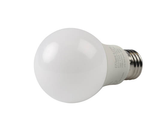 MaxLite 14099400 E11A19DLED30/G6 Maxlite Dimmable 11W 3000K A19 LED Bulb, Enclosed Rated