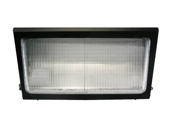MaxLite 100535 WP-OP50U-40B 250 Watt Equivalent, 50 Watt 4000K Forward Throw LED Wallpack Fixture