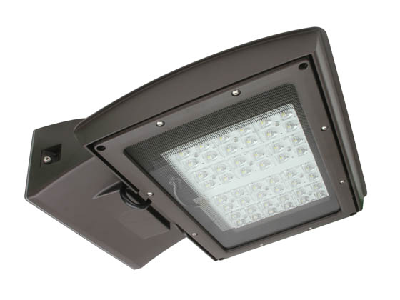 MaxLite 100055 MP-SM100UT3-40B MPulse 100 Watt 4000K Adjustable Surface Mount LED Fixture, Type III